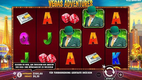Vegas Adventures Vorschau