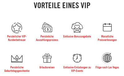 Vegas Hero VIP