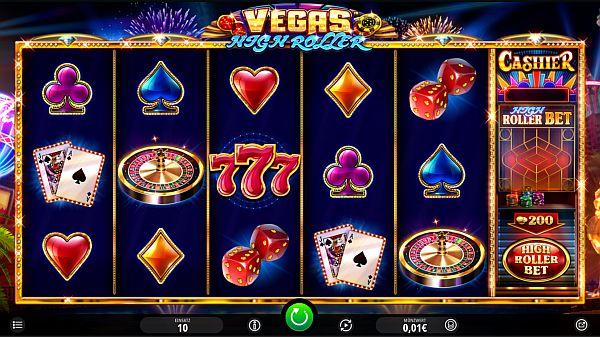 Vegas High Roller Vorschau