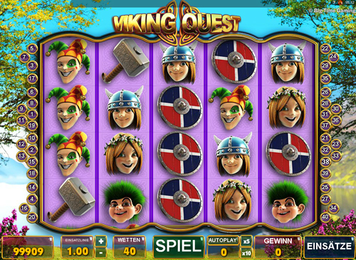 video slots online quest spiel