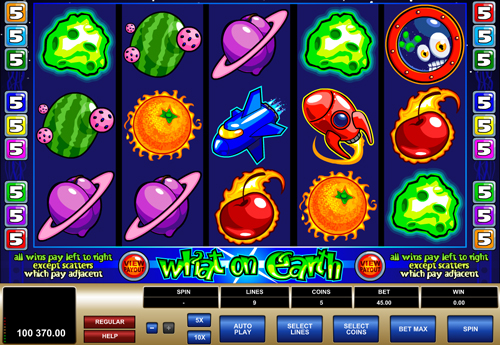 what-on-earth online slot