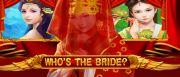 Whos the Bride Slot Logo