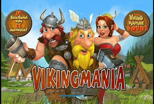 wiking mania im william hill casino