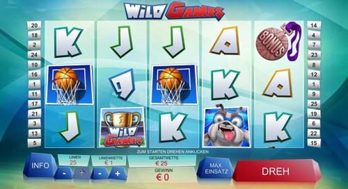 wild-games online slot