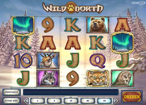 wild-north online slot