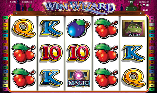 online slot win wizard im stargames casino