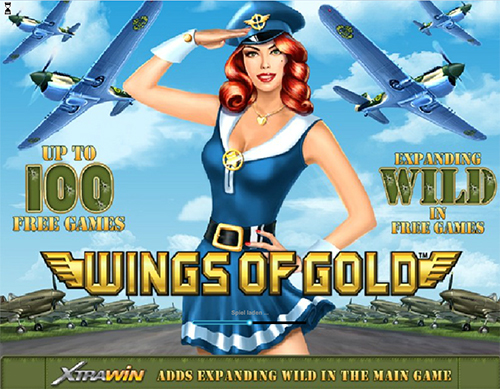 online slot wings of gold im william hill casino