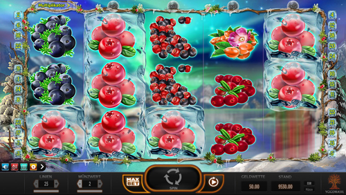 winterberries online slot