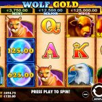 Wolf Gold Online Slot