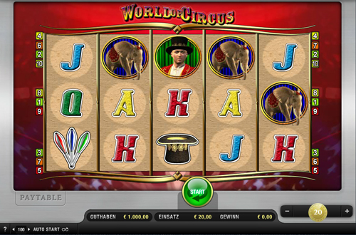 world-of-circus merkur slot