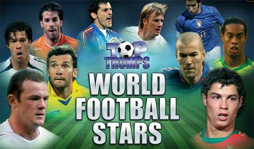 world football stars online slot