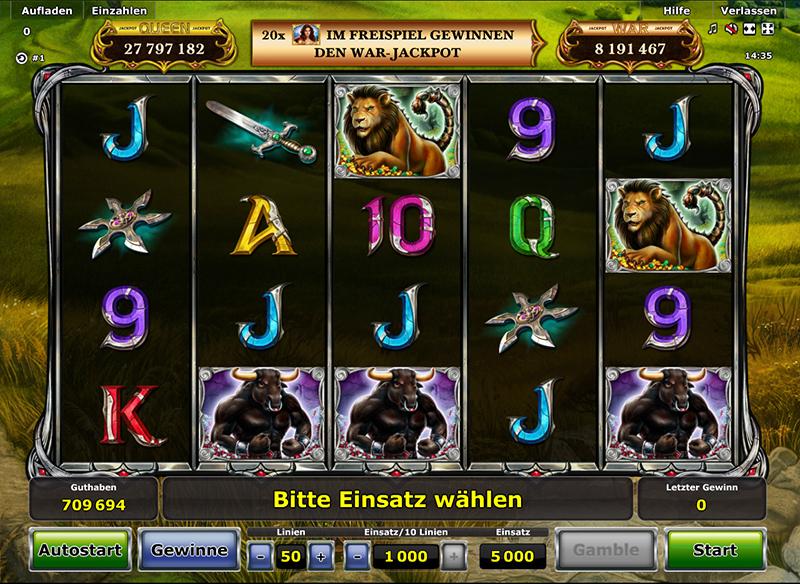 online spiele casino book of war kostenlos spielen