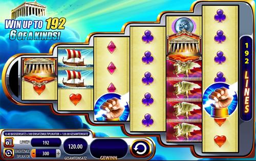 casino online bonus griechische götter symbole