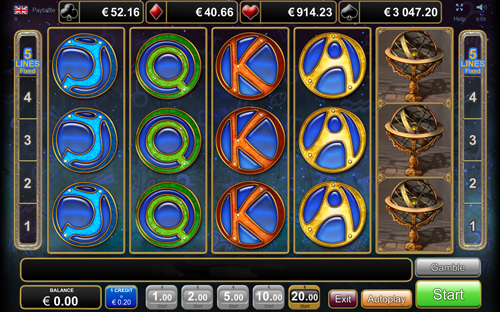 zodiac-wheel online slot